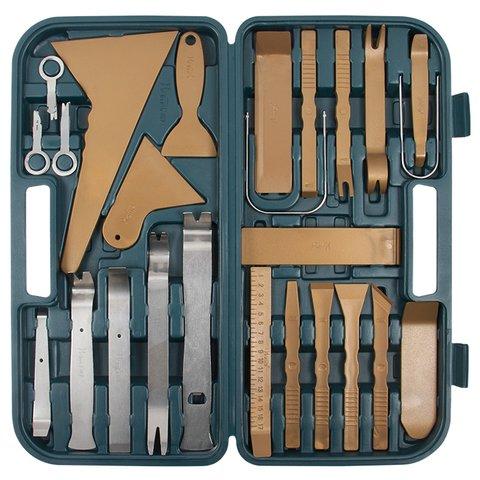 Набор инструментов для снятия обшивки 36 предметов
