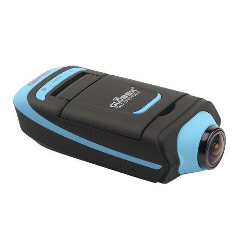 Спортивный видеорегистратор с монитором Globex GU-DVH006