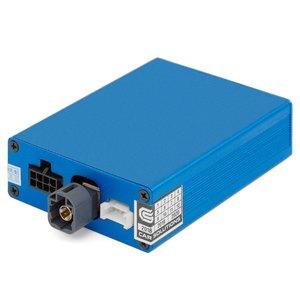 Адаптер для під'єднання камер заднього і переднього виду для Citroën, Peugeot із системою SMEG