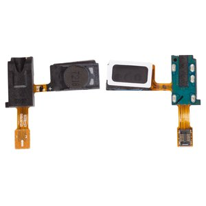 Handsfree Connector Samsung I9220 Galaxy Note, N7000 Note, (with speakers, with flat cable)