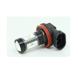 LED Fog Light UP-7G-H11WB-30W (white, 12-24 V)