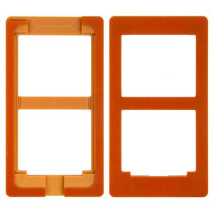 LCD Module Mould for Meizu M1 Note Cell Phone, (for glass gluing )