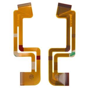 Cable flex para videocámaras Sony DCR-HC37E, DCR-HC38E, DCR-HC45E, DCR-HC47E, DCR-HC48E, DCR-HC52E, DCR-HC54E, DCR-HC64E, para pantalla