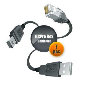Juego de cables para GCPro Box