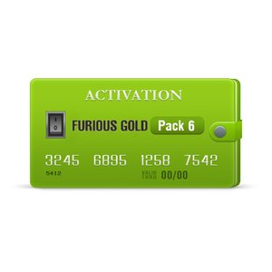 Furious Gold Pack 6