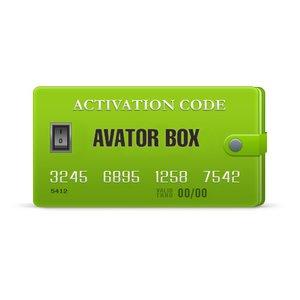 Код активации Avator Box