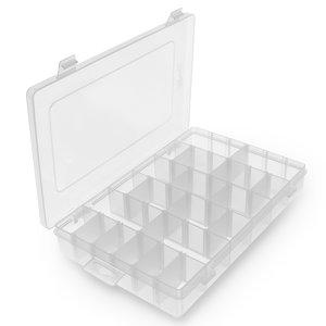 Кассетница для компонентов Pro'sKit 103-132D (275x177x42.5 мм)