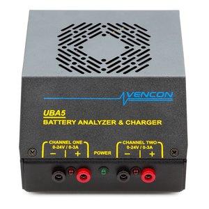 Аналізатор батарей Vencon UBA5