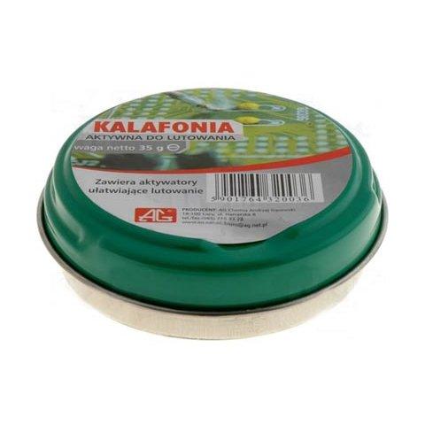 Активированная канифоль AG Chemia KALAFONIA 35