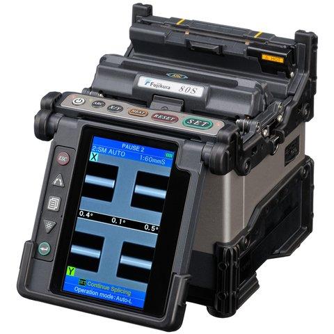 """Зварювальний апарат для оптоволокна Fujikura 80S+ """"Kit A"""" Plus"""