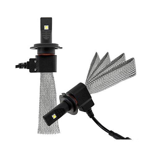Набір світлодіодного головного світла UP-5HL-H7W-CR-2500Lm (H7, 2500 лм, холодний білий)