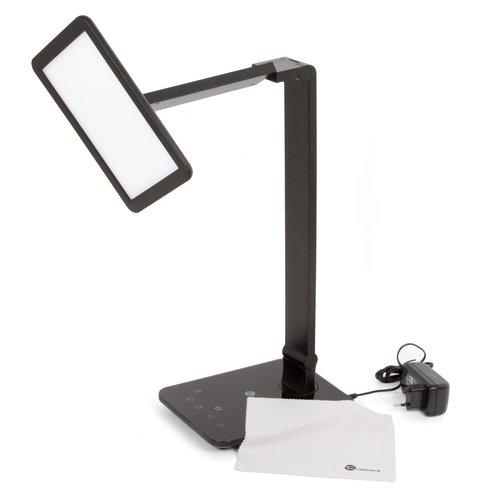 Настільна безтіньова лампа TaoTronics TT-DL09, чорна, EU