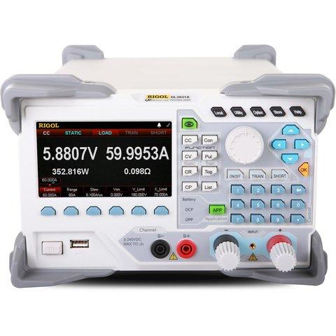 Навантаження електронне програмоване RIGOL DL3031A