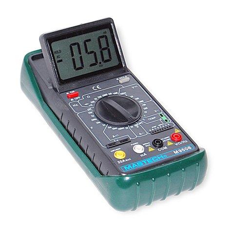 Цифровой мультиметр MASTECH M9508