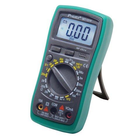Digital Multimeter Pro'sKit MT 1210