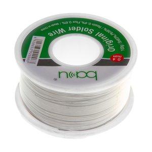 Solder BAKU, (Sn 63% , Pb 35,1%, flux 1,9%, 0,4 mm, 100 g)